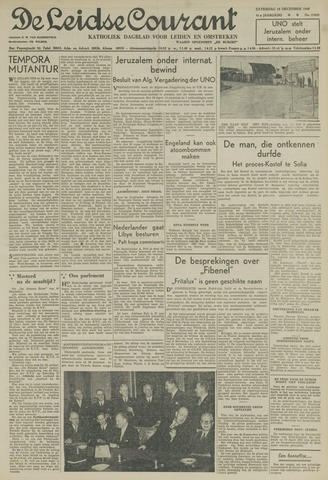 Leidse Courant 1949-12-10