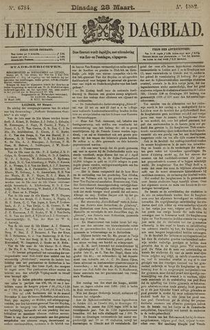 Leidsch Dagblad 1882-03-28