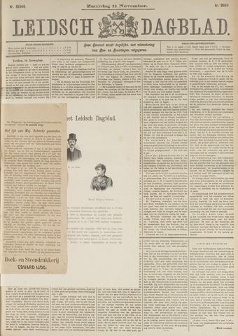 Leidsch Dagblad 1893-11-11