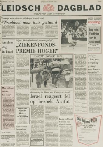Leidsch Dagblad 1979-07-09