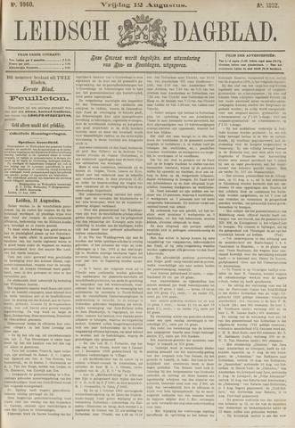 Leidsch Dagblad 1892-08-12