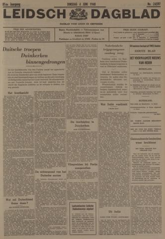 Leidsch Dagblad 1940-06-04
