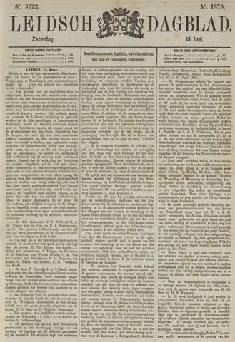 Leidsch Dagblad 1878-06-15