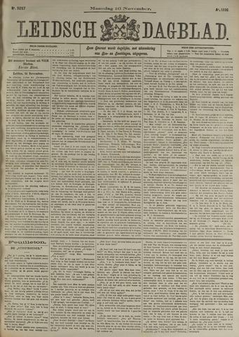 Leidsch Dagblad 1896-11-16