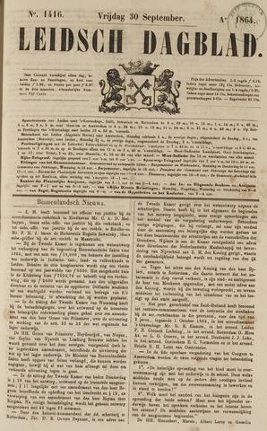 Leidsch Dagblad 1864-09-30