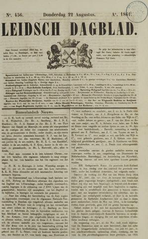 Leidsch Dagblad 1861-08-22
