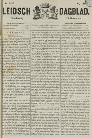 Leidsch Dagblad 1867-12-19