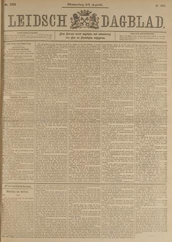 Leidsch Dagblad 1901-04-15