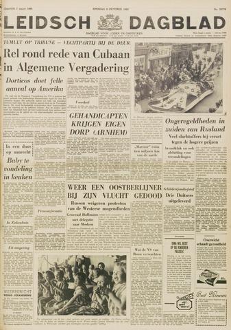 Leidsch Dagblad 1962-10-09