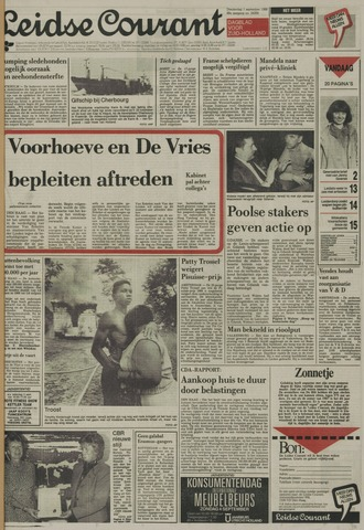 Leidse Courant 1988-09-01