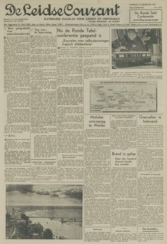 Leidse Courant 1949-08-23