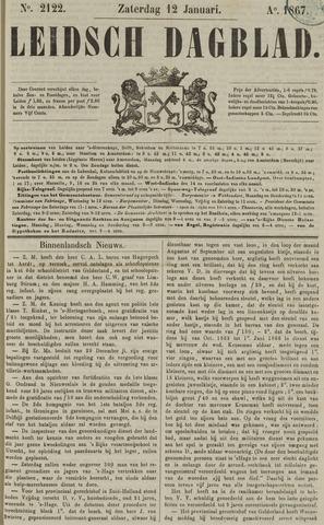 Leidsch Dagblad 1867-01-12