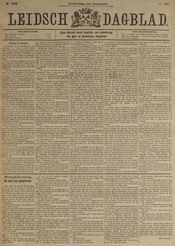 Leidsch Dagblad 1897-01-12