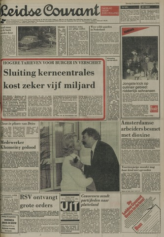 Leidse Courant 1981-09-12