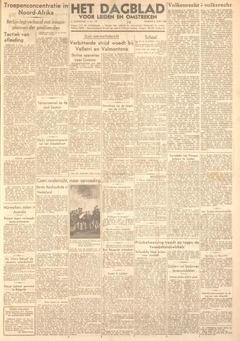 Dagblad voor Leiden en Omstreken 1944-06-02