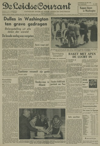 Leidse Courant 1959-05-28