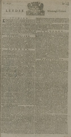 Leydse Courant 1736-11-28