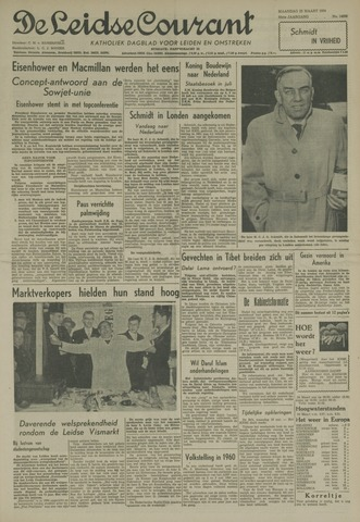 Leidse Courant 1959-03-23