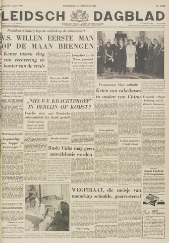 Leidsch Dagblad 1962-09-13