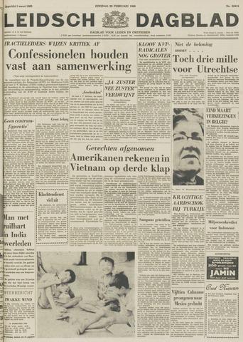 Leidsch Dagblad 1968-02-20