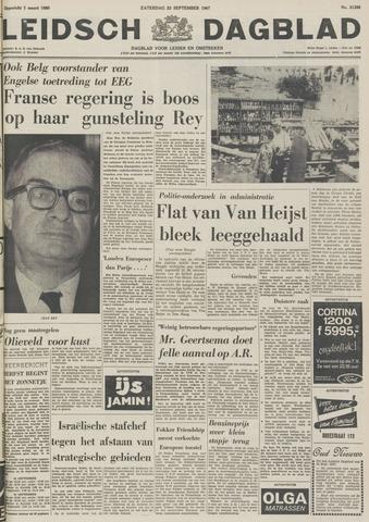 Leidsch Dagblad 1967-09-23