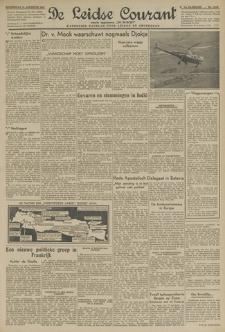 Leidse Courant 1947-08-21
