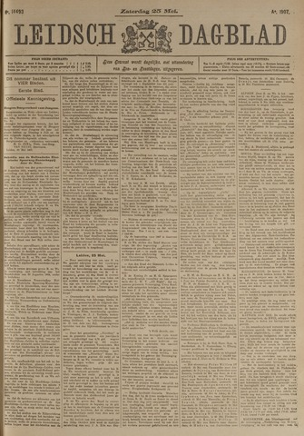 Leidsch Dagblad 1907-05-25