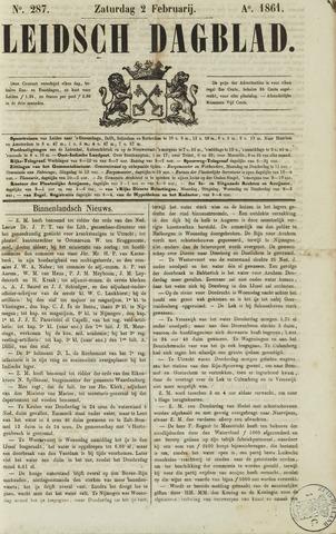 Leidsch Dagblad 1861-02-02