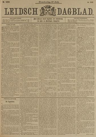 Leidsch Dagblad 1902-07-17