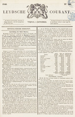 Leydse Courant 1846-09-04