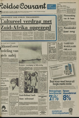 Leidse Courant 1977-10-22