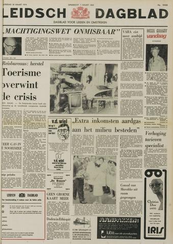 Leidsch Dagblad 1974-03-30