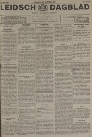 Leidsch Dagblad 1935-08-26