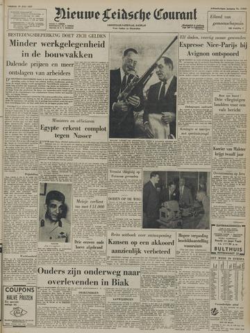 Nieuwe Leidsche Courant 1957-07-19