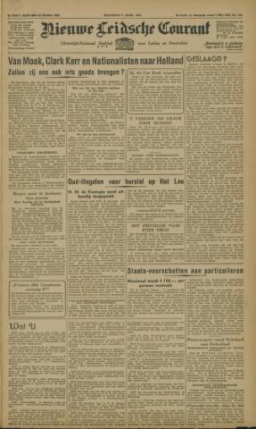 Nieuwe Leidsche Courant 1946-04-01