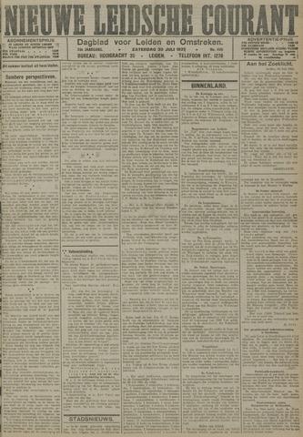 Nieuwe Leidsche Courant 1921-07-30