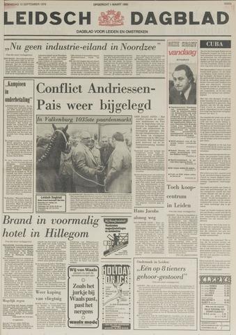 Leidsch Dagblad 1979-09-12