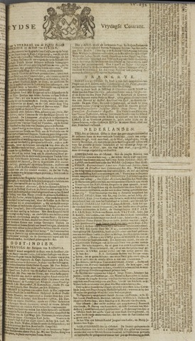 Leydse Courant 1772-10-30