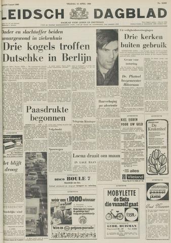 Leidsch Dagblad 1968-04-12
