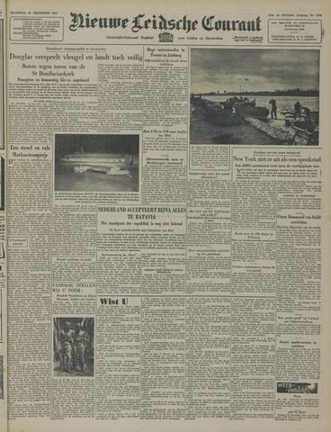 Nieuwe Leidsche Courant 1947-12-29