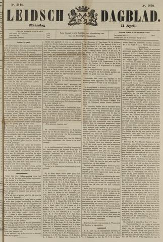 Leidsch Dagblad 1870-04-11