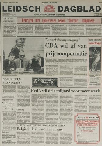 Leidsch Dagblad 1980-10-07