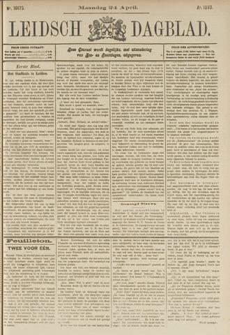 Leidsch Dagblad 1893-04-24