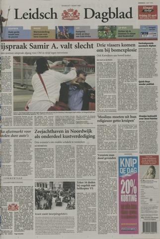Leidsch Dagblad 2005-04-07