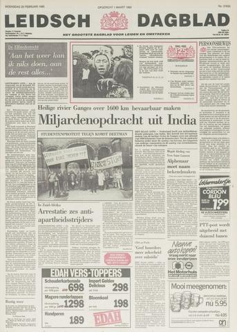 Leidsch Dagblad 1985-02-20