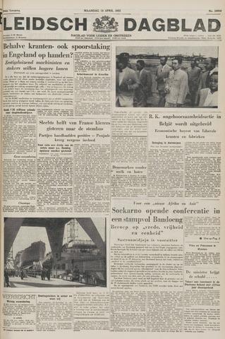 Leidsch Dagblad 1955-04-18