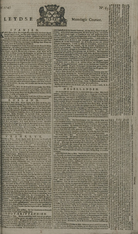 Leydse Courant 1745-05-31