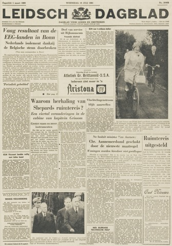 Leidsch Dagblad 1961-07-19
