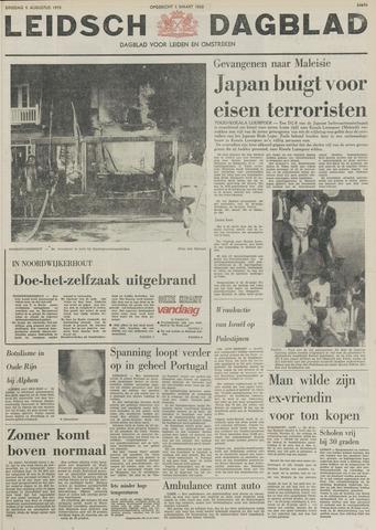 Leidsch Dagblad 1975-08-05