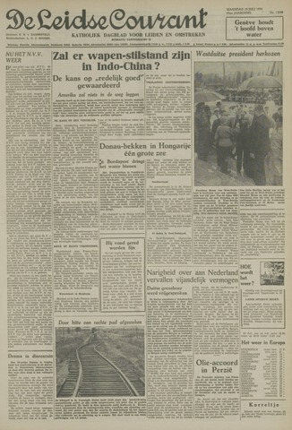 Leidse Courant 1954-07-19